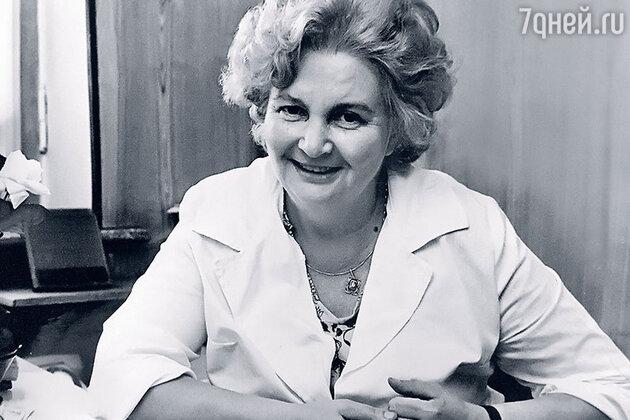 Мама Татьяны Виноградовой-Шалевич