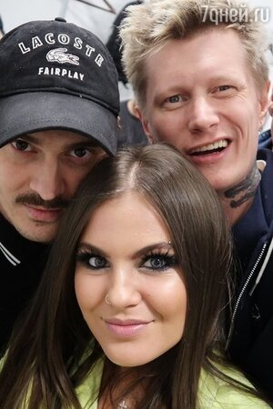 Экс-жена солиста Little Big ответила на неудобный вопрос Собчак о романе мужа с Таюрской
