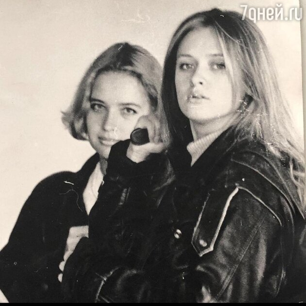Архивное фото Михалковой вызвало ажиотаж у поклонников