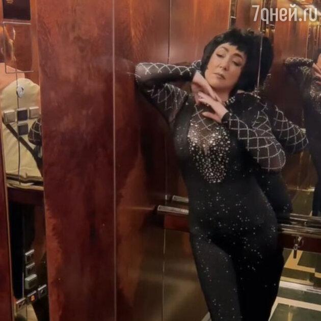 «Почти как балерина»: Милявская произвела фурор в облегающем наряде