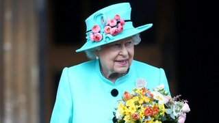 Елизавете II сегодня исполняется 91 год