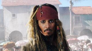 Пираты Карибского моря лишились капитана Джека Воробья!