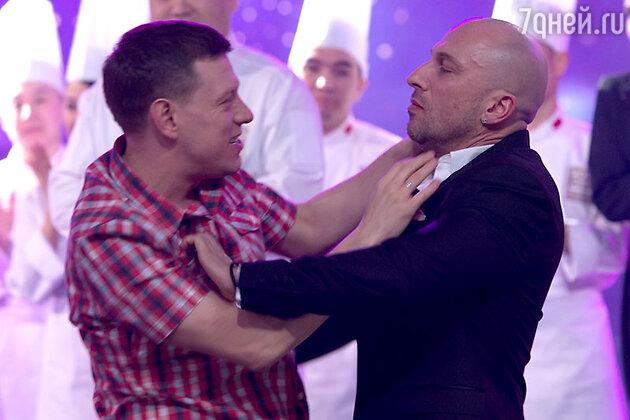 Сергей Лавыгин, Дмитрий Назаров