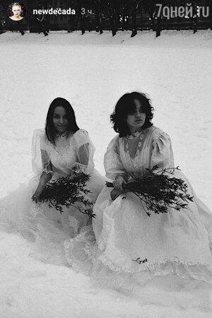 Грустная невеста: дочь Гузеевой показала себя в свадебном платье и с кольцом