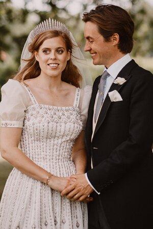 Стало известно о двух особенных гостях на свадьбе принцессы Беатрис