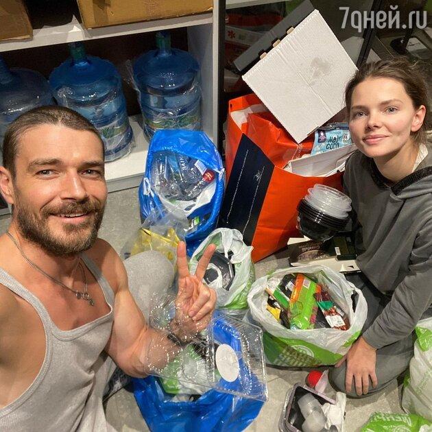 «Оказалось жутким стрессом»: Боярская призналась, что переживала в браке с Матвеевым