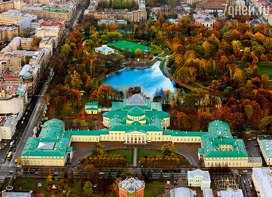 Таврический дворец. Санкт-Петербург, Шпалерная улица, д.47