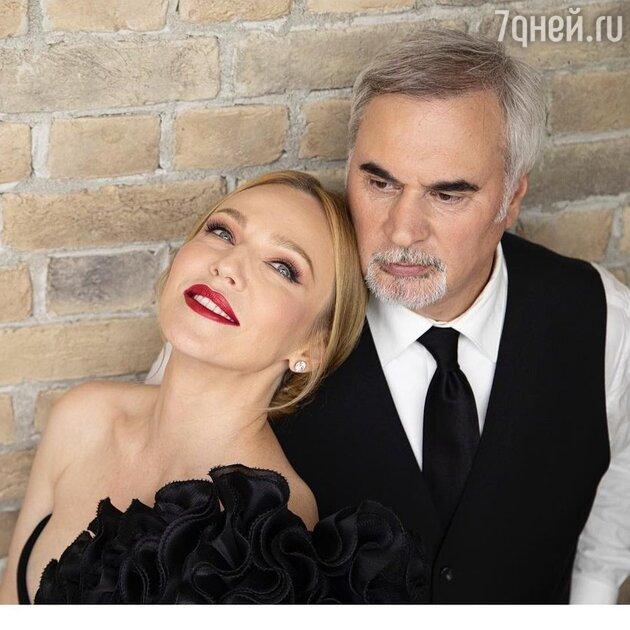«Справляемся сами»: Меладзе и Джанабаева отказались от няни