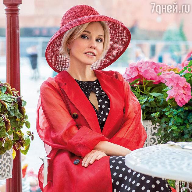 Марина Зудина прокомментировала роман с Андреем Смоляковым