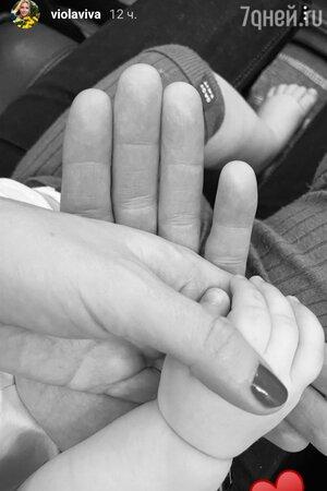 «Как трогательно!» Жена Сюткина показала фото с подросшим сыном
