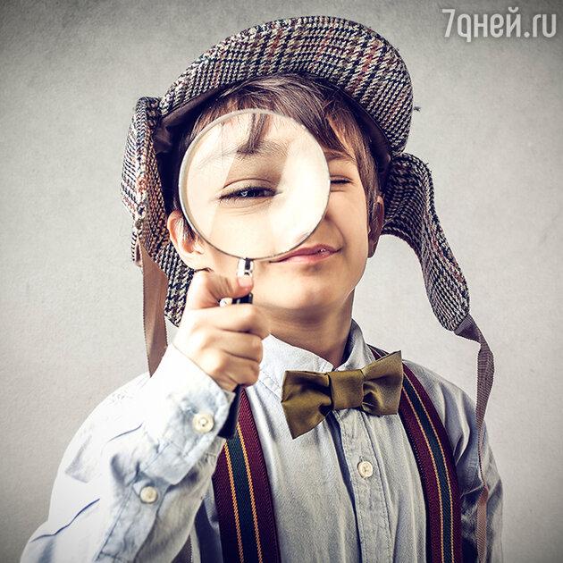 Юный детектив