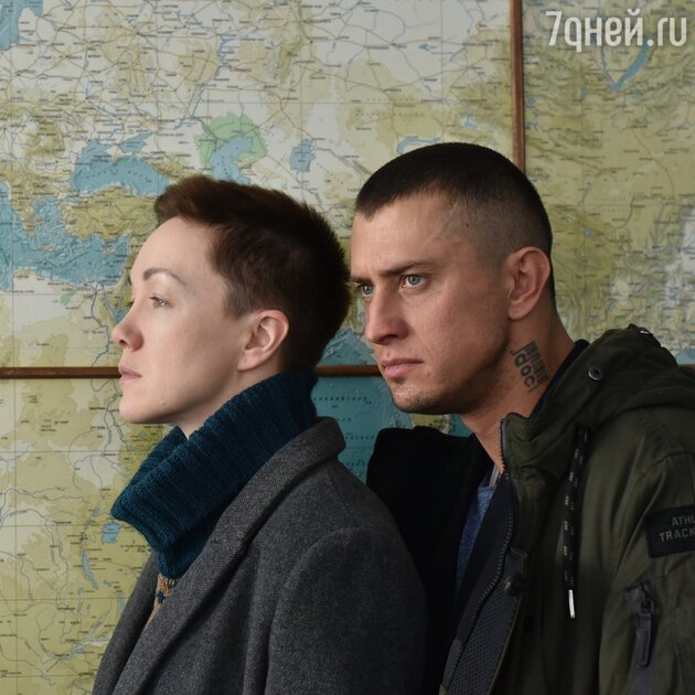 Дарья Мороз и Павел Прилучный помогли Марии Мироновой