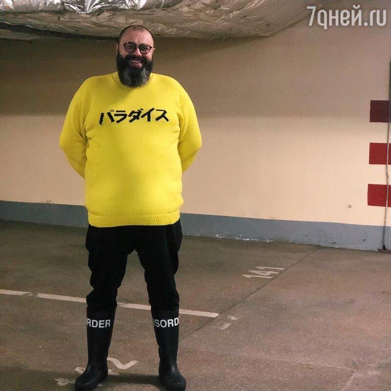 Максим Фадеев судится спроизводителями таблеток для похудения