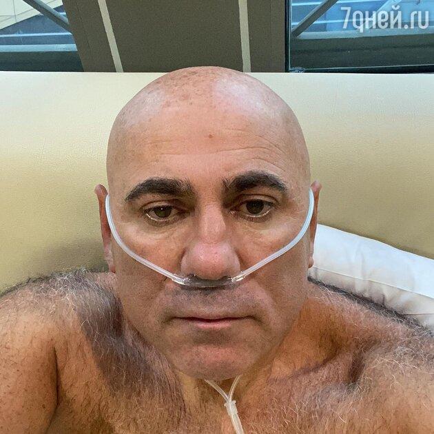 «Мне спасли жизнь!» Иосиф Пригожин чуть не умер в Дубае