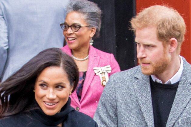 Меган Маркл и принц Гарри довели соседей