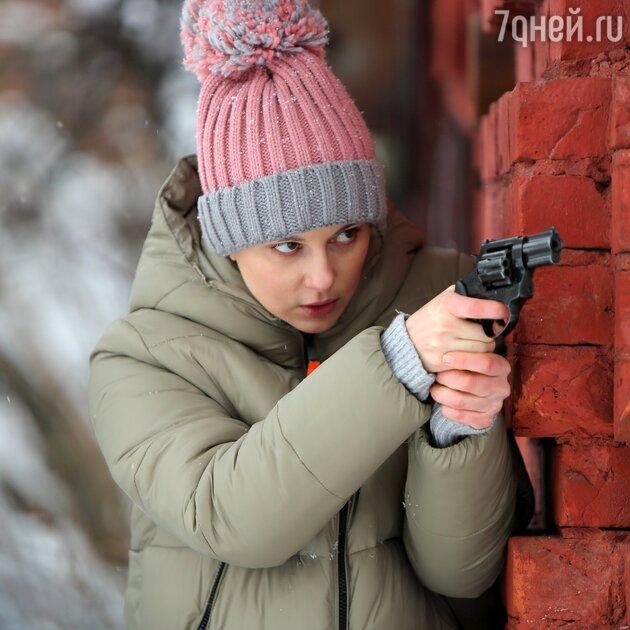 Маруся Климова: «Я стреляю в «десятку» и владею приемами самбо»