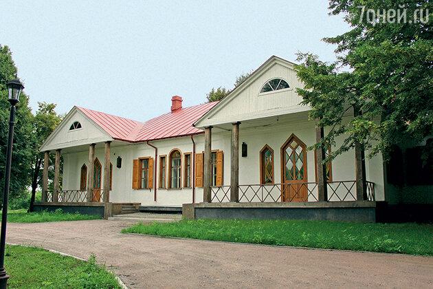 Родовое поместье Васильевка близ села Диканька