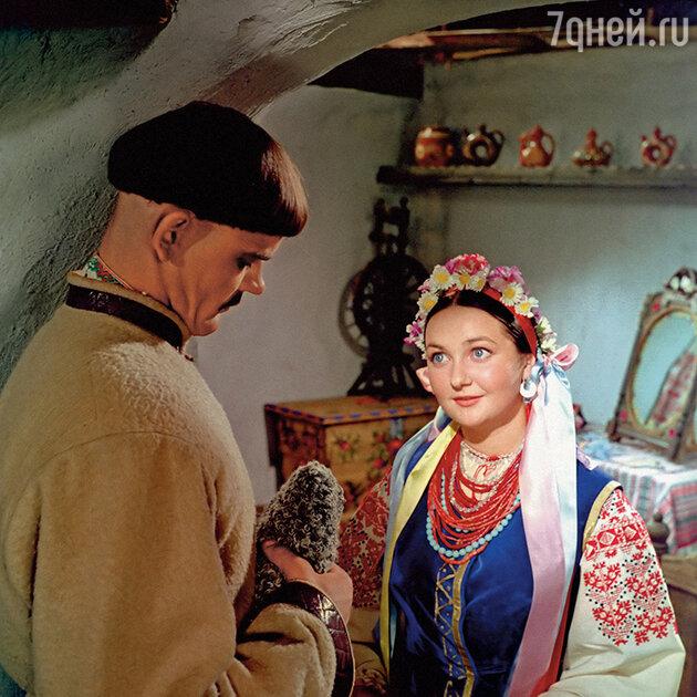 Кадр из фильма «Ночь перед Рождеством»