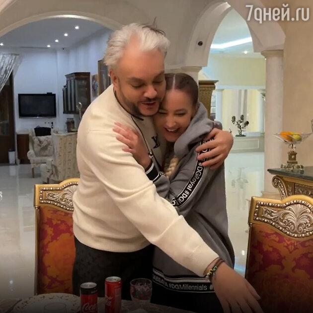 Заменит детям мать? Бузова готовится к переезду в дом Киркорова
