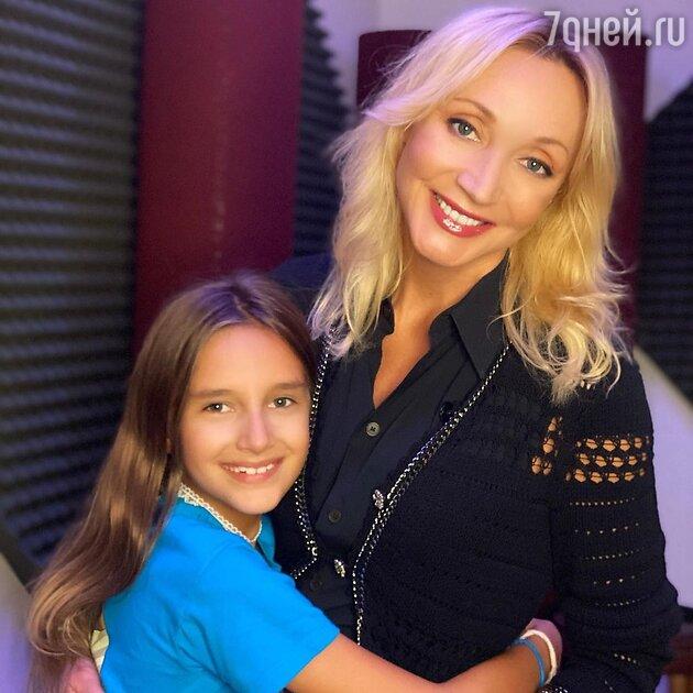 «Счастливый ребенок»: Орбакайте показала редкое фото с подросшей дочкой