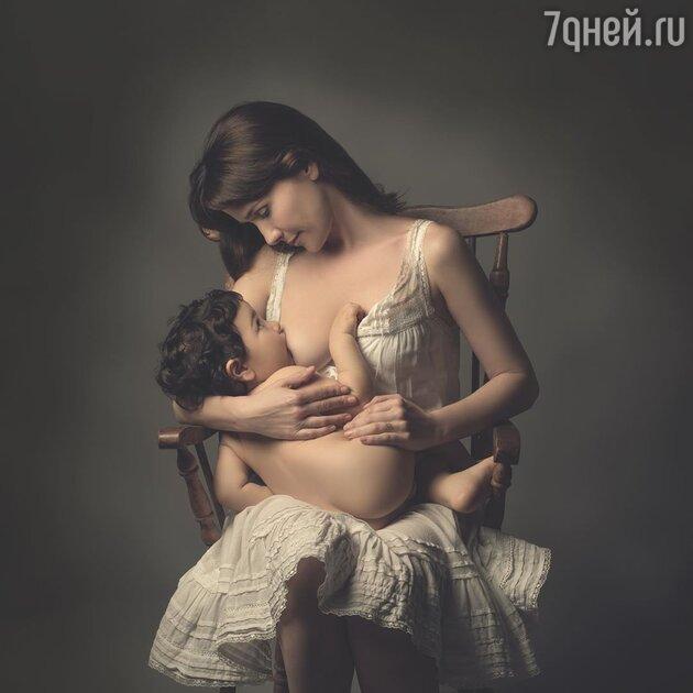 Ангел! Наталия Орейро показала редкое фото единственного сына