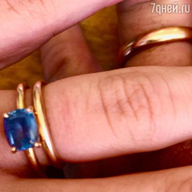 «На седьмом небе от счастья»: раскрыты первые кадры тайной свадьбы Шона Пенна