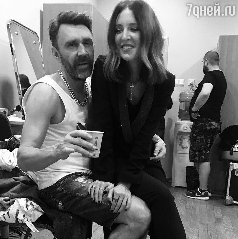 Сергей иМатильда Шнуровы официально развелись: Шоу