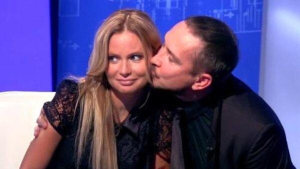 Дана Борисова снялась в романтической фотосессии с возлюбленным
