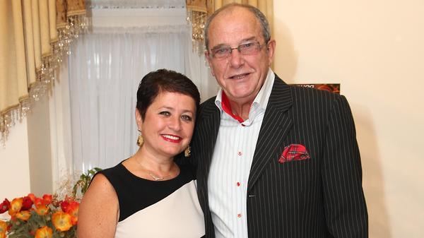 Жена Виторгана прокомментировала ограбление их дома в Юрмале