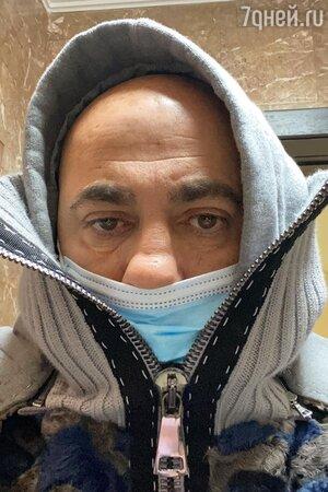 51-летний Пригожин заново учится ходить после тяжелой болезни
