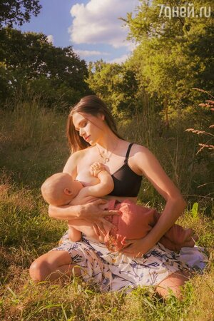 «Мадонна с младенцем!» Стало известно, с кем встречается муж Гагариной