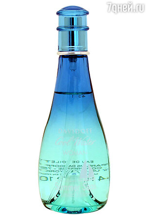 «Cool Water Summer Seas» от Davidoff