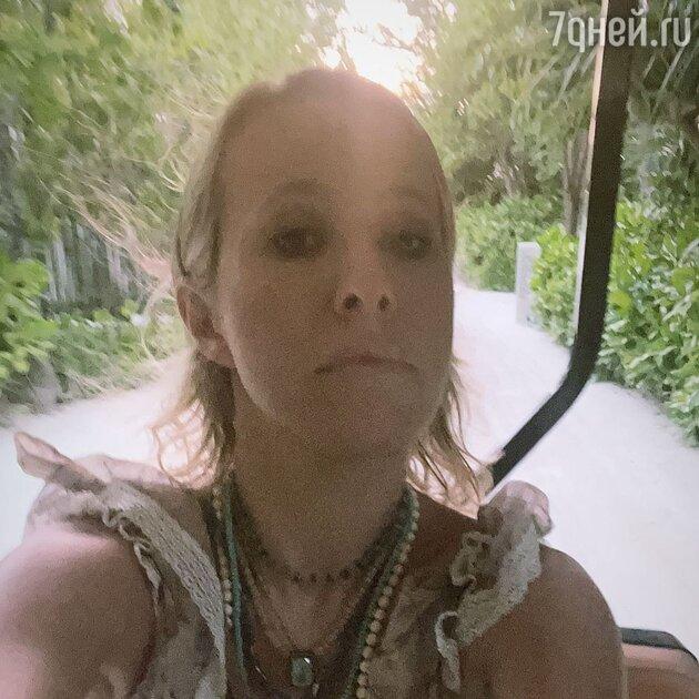 Собчак прилетела на Мальдивы после свадьбы в Норильске