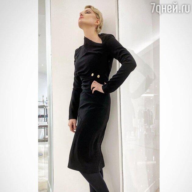 Истязала себя: Рената Литвинова раскрыла секрет быстрого похудения