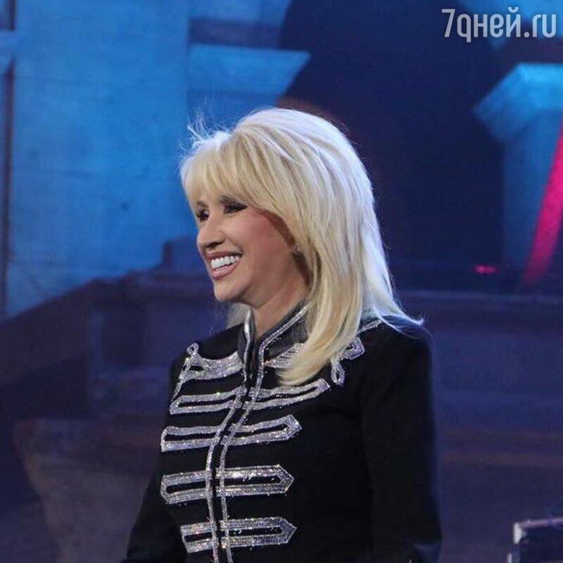 Вweb-сети раскритиковали последний концерт Иры Аллегровой в северной столице