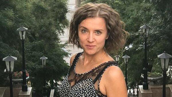 Ксения Алферова увлеклась большим теннисам