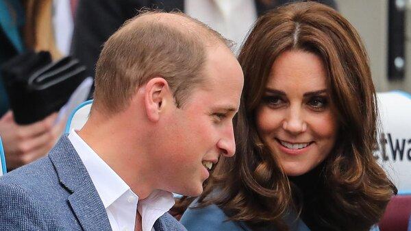 Герцогиня Кэтрин и принц Уильям хотят определить сына в интернат
