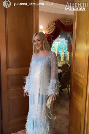 «Надувной живот?» Беременная Караулова вышла в свет после нападок в Сети