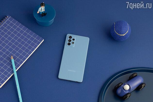 Больше общения и творчества с новым телефоном Samsung Galaxy A