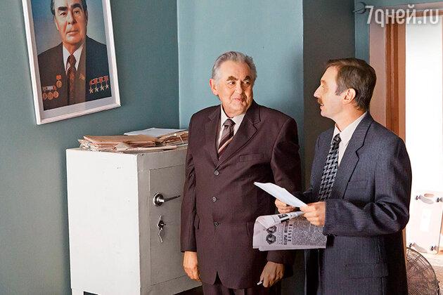 Стоянов делит квартиру с Макаровым
