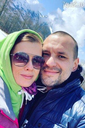 «Для нас важно иметь статус мужа и жены»: Катерина Шпица ответила на вопрос о свадьбе