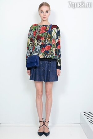 Коллекция Alice + Olivia Resort 2014
