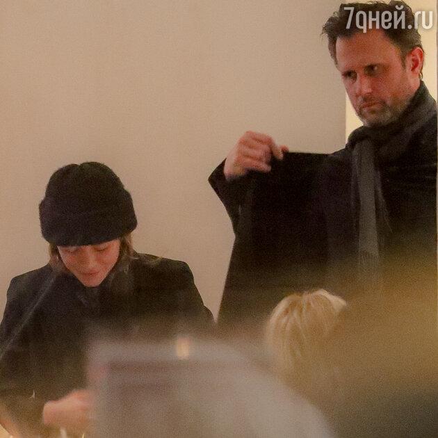 Стало известно, на кого Мэри-Кейт Олсен променяла Саркози
