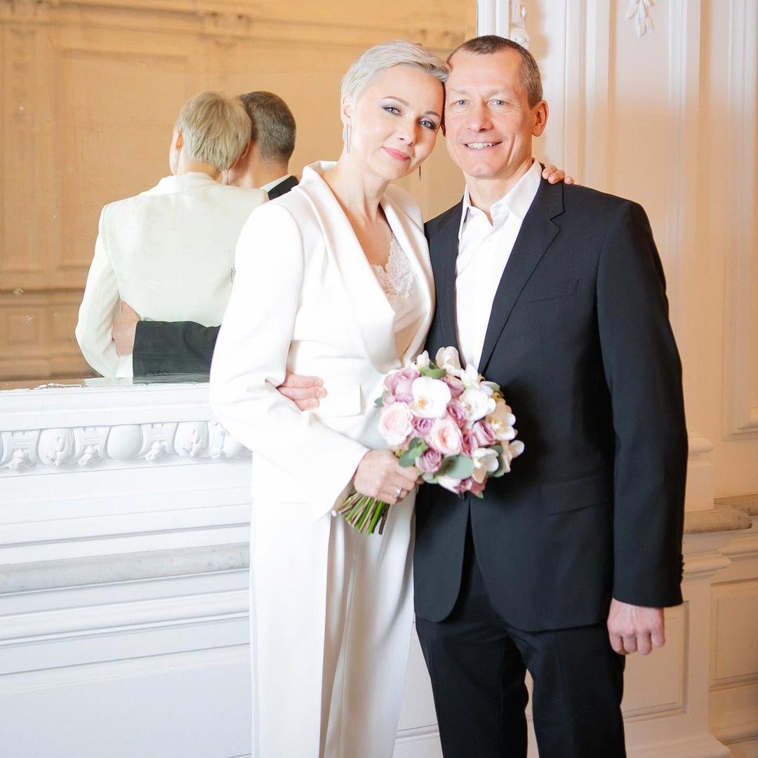 Дарья Повереннова вышла замуж после восьми лет романа