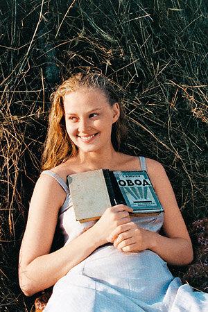 Светлана Ходченкова в фильме «Благословите женщину». 2003 г.