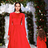 Mercedes Benz Fashion Week: показ Yulia Prokhorova. Beloe Zoloto