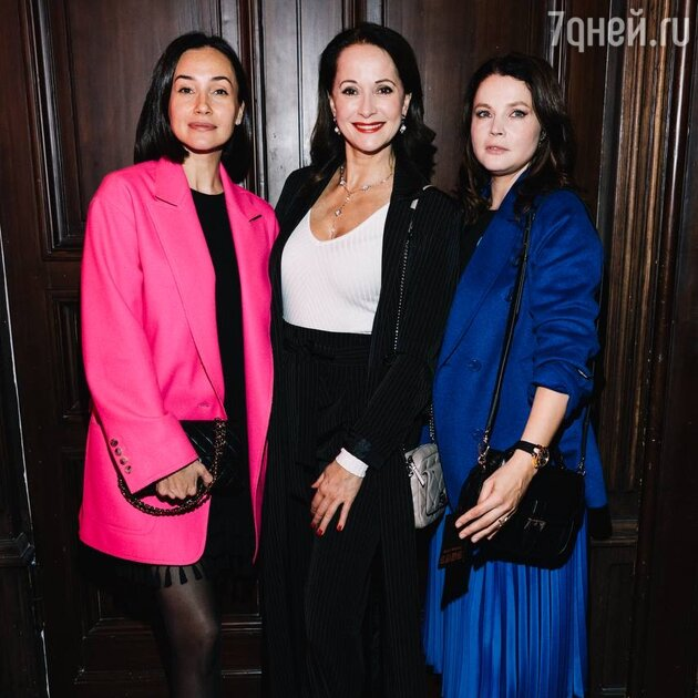 Екатерина Вуличенко, Ольга Кабо и Ольга Филиппова