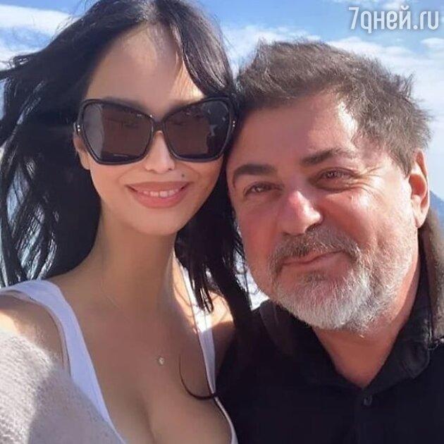 Цекало и Дарина Эрвин