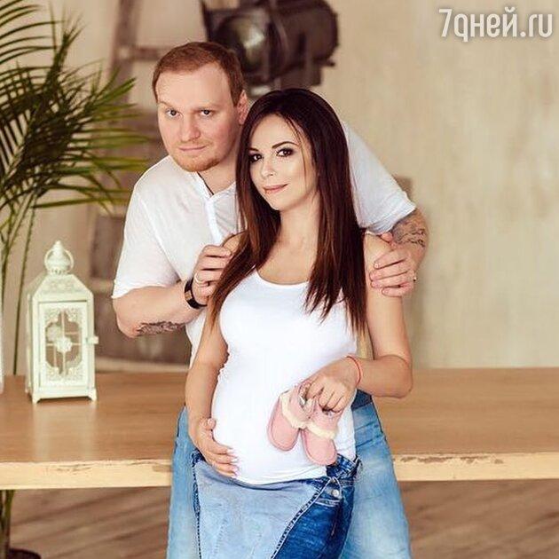 Сергей Сафронов с женой Екатериной
