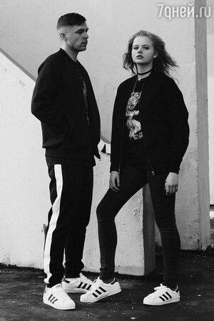 Александра Бортич и Мезза